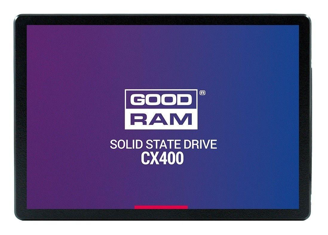 GoodRam Dysk SSD CX400 512GB 2.5'' SATA3, 550/490 MB/s, IOPS 77/85K