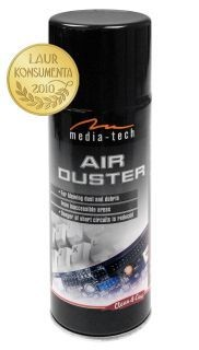 Media-Tech AIR DUSTER (sprężone powietrze 400ml)