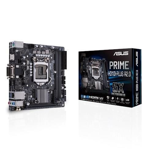 Asus PRIME H310I-PLUS R2.0 PRIME H310I-PLUS R2.0, LGA1151 H310 mITX