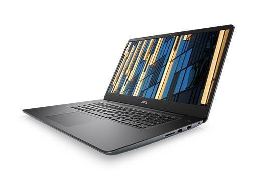 Dell Notebook Vostro 558115,6FHD/i5-8265U/8GB/SSD256GB/UHD620/10PR Black-Silver