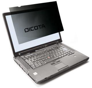 Dicota Secret 21.5' Wide (16:9) - Filtr prywatyzujący na ekran