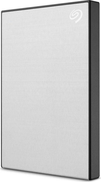 Seagate BackupPlus Slim 11.7mm 2TB HDD USB 3.0/2.0 compatible with Windows and Mac silver