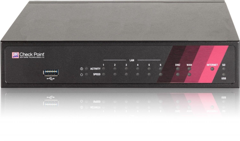 Check Point 1450 Next Generation Threat Prevention & SandBlast (NGTX) Appliance, Wired