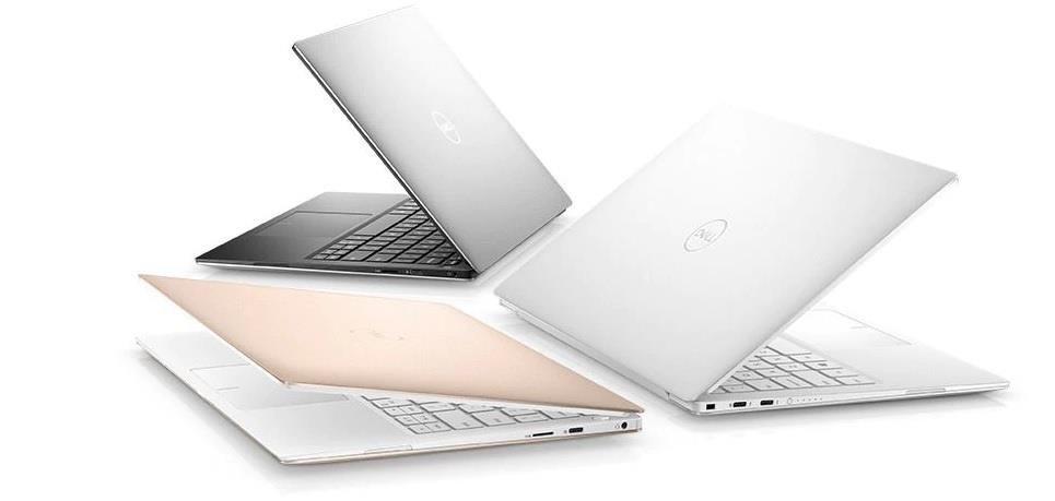 Dell XPS 9380 Win10Home i7-8565U/512GB/16GB/Intel UHD/13.3'UHD/Touch/KB-Backlit/52WHR/Silver/2Y NBD