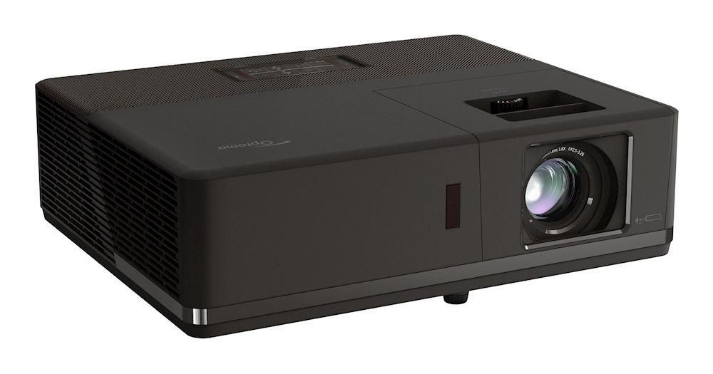 Optoma ZH506 Black DURACORE LASER projector 1080p FHD 1920x1080 5000 lumens 300000:1 Keystone correction H&V IP5X Dust protection