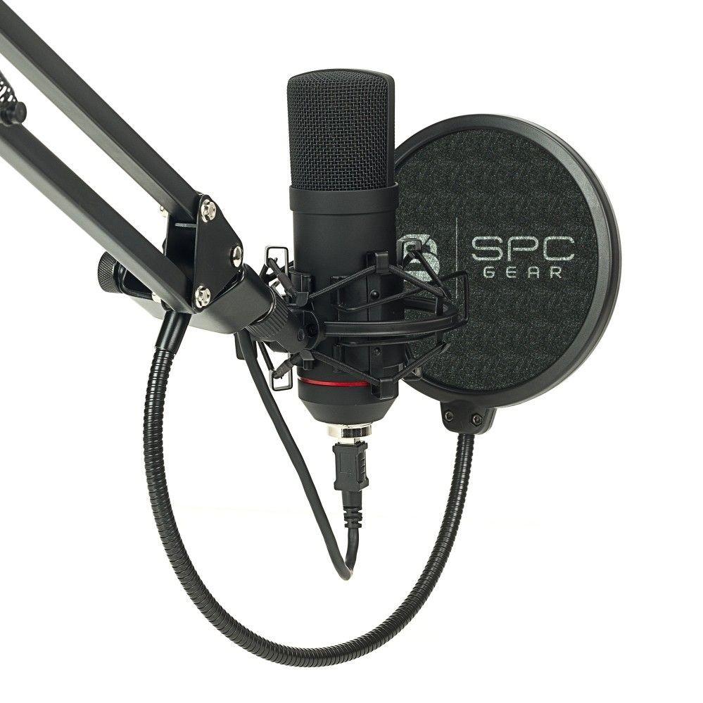 SPC Gear Mikrofon USB SM900 Streaming