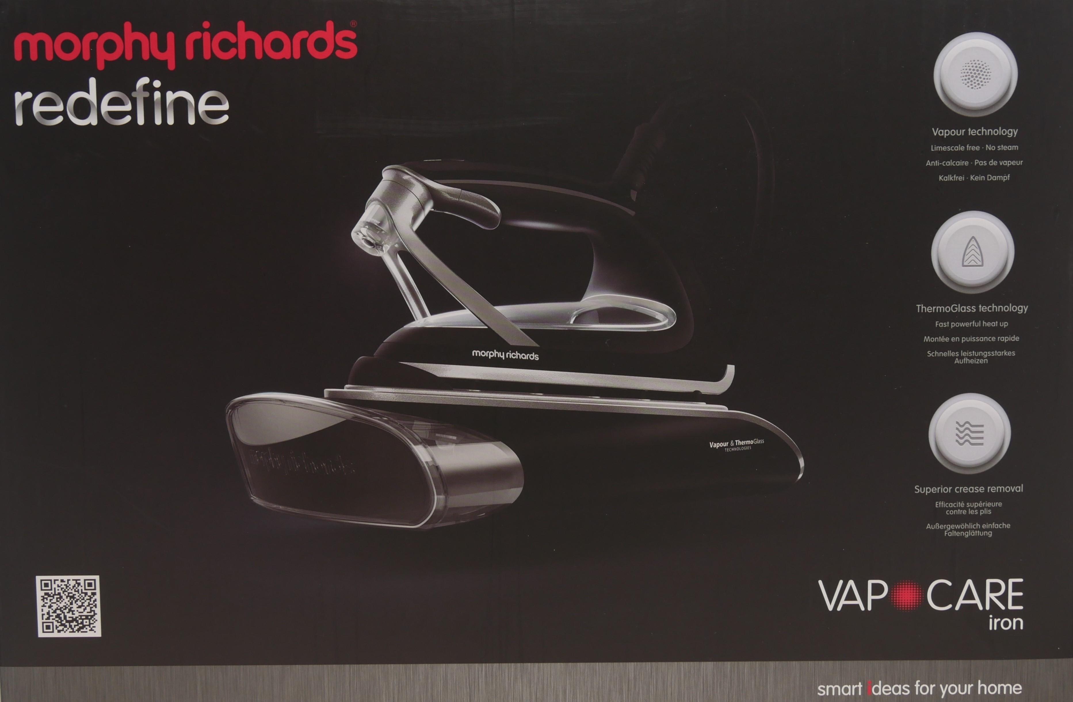 Morphy Richards Żelazko szklane Redefine 360001