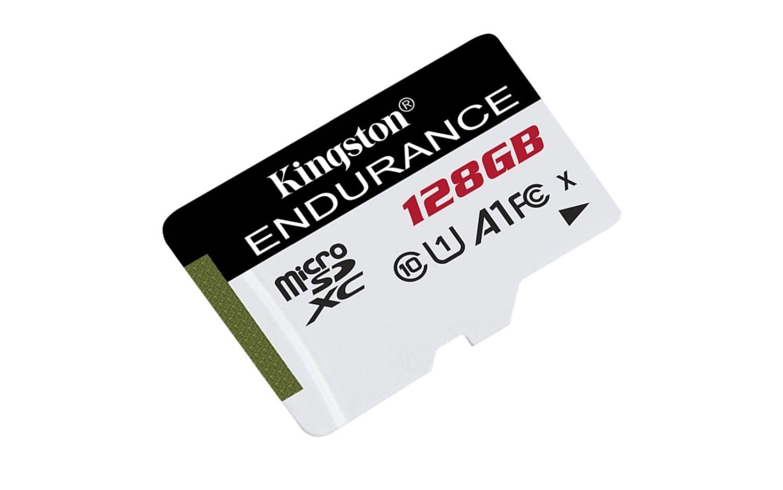 Kingston Karta microSD 128GB Endurance 95/45MB/s C10 A1 UHS-I