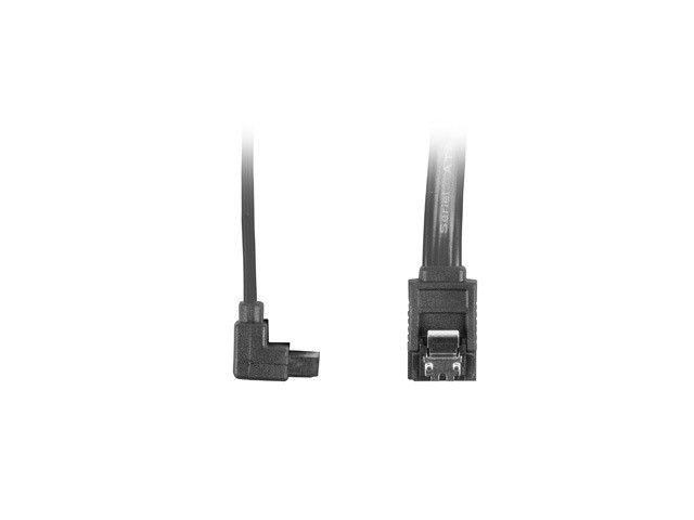 LANBERG Kabel SATA III(6GB/S)30 KAT CA-SASA-13CU-0030-BK