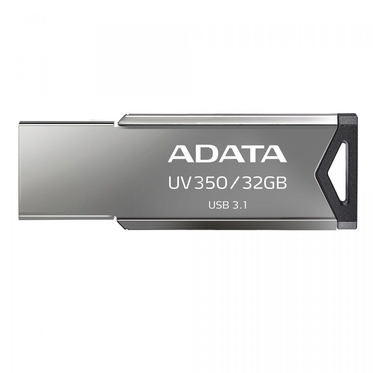 A-Data Pendrive UV350 32GB USB 3.2 Gen1 Metallic