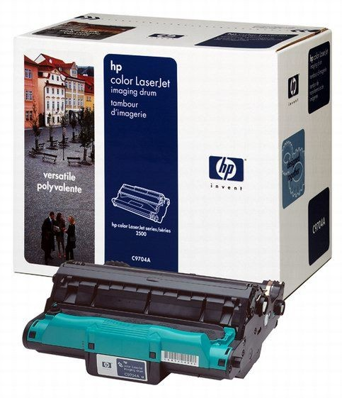 HP Colour LaserJet Q3964A drum black and colour standard capacity black 20.000 pages / colour 5.000 pages 1-pack