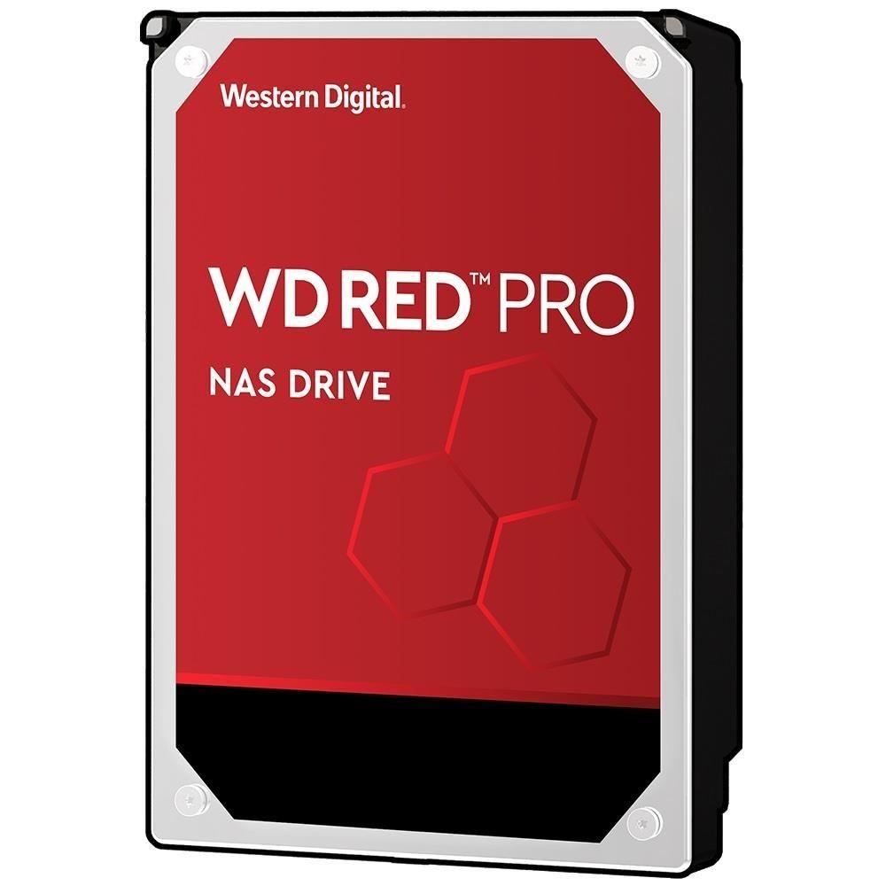 Western Digital WDC WD121KFBX Dysk twardy WD Red Pro, 3.5, 12TB, SATA/600, 7200RPM, 256MB cache