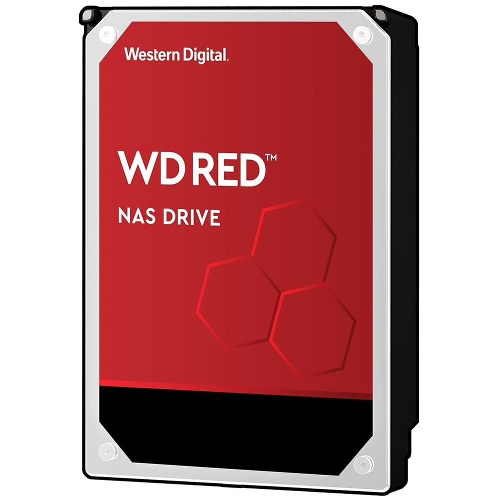 Western Digital WD Red Plus 12TB SATA 6Gb/s 3.5inch 256MB Cache 5400rpm Internal 24x7 optimized for SOHO NAS Systems 1-8 Bay HDD Bulk