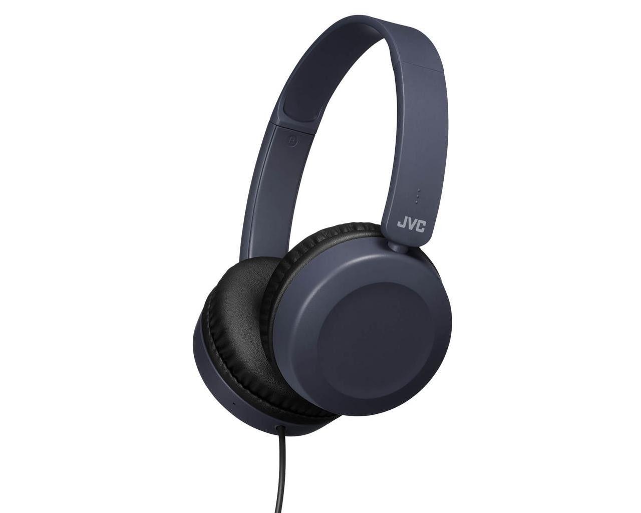 JVC Słuchawki HA-S31M niebieskie