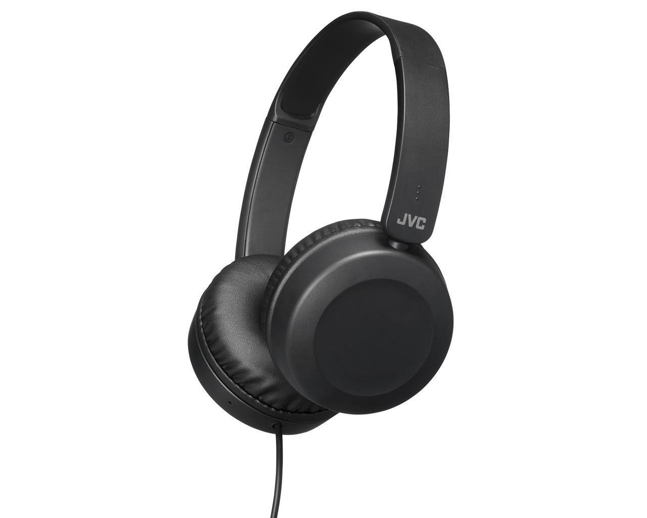 JVC Słuchawki HA-S31M czarne