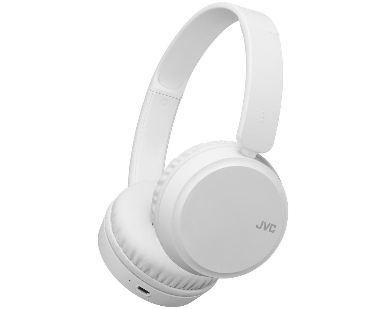 JVC Słuchawki bluetooth HA-S35BT białe