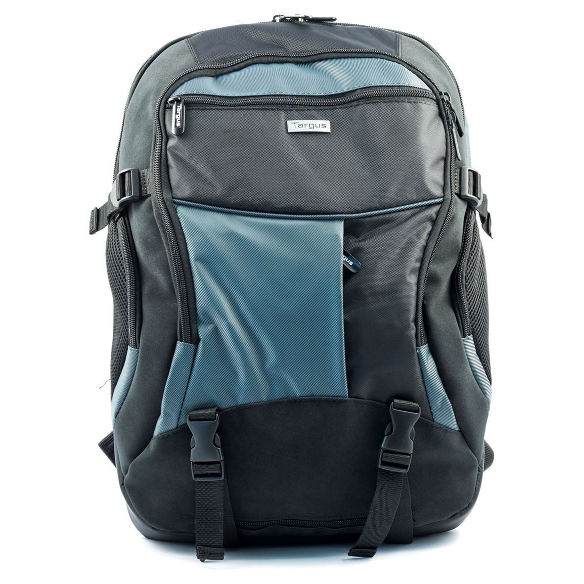 Targus Atmosphere 17-18' XL Laptop Backpack - Black/Blue