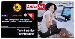 ActiveJet Toner ATH-49N (zamiennik Canon HP 49A CRG-708 Q5949A; Supreme; 3200 stron; czarny)