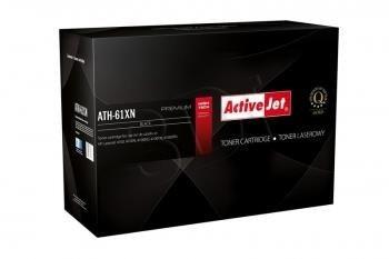 ActiveJet Toner ATH-61XN (zamiennik HP 61X C8061X; Premium; 10500 stron; czarny)
