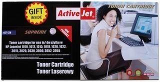 ActiveJet Toner ATH-12N (zamiennik HP 12A Q2612A Canon FX-10 Canon CRG-703; Supreme; 2300 stron; czarny)