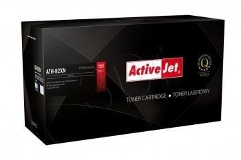 ActiveJet Toner ATH-82XN (zamiennik HP 82X C4182X; Premium; 20000 stron; czarny)