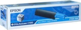 Epson Toner/ AcuLaser C1100 Cyan 4k