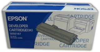 Epson Toner/ EPL 6200 Black 3k