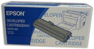 Epson C13S050166 Toner black 6000str EPL-6200/6200N