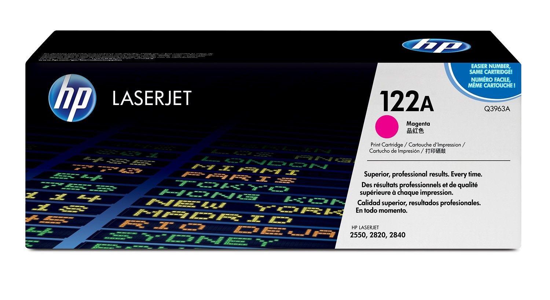 HP TONER MAGENTA 122A /LJ2550 4K/Q3963A