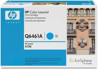HP Q6461A Toner cyan 12000str CLJ4730MFP