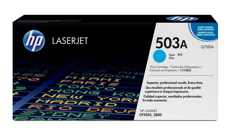 HP Q7581A Toner cyan 6000str CLJ 3800/CP3505