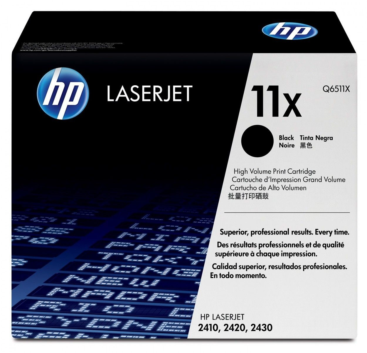 HP TONER DO LJ 2410/20/30 Q6511X 12000 str