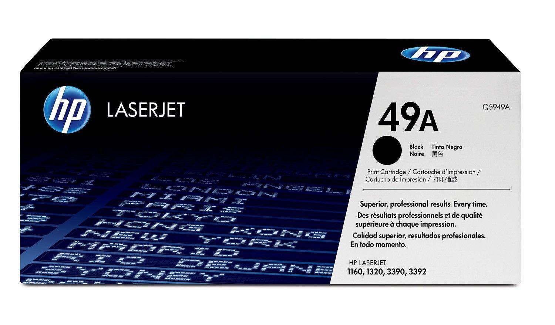 HP Toner 49A Czarny 2,5k Q5949A