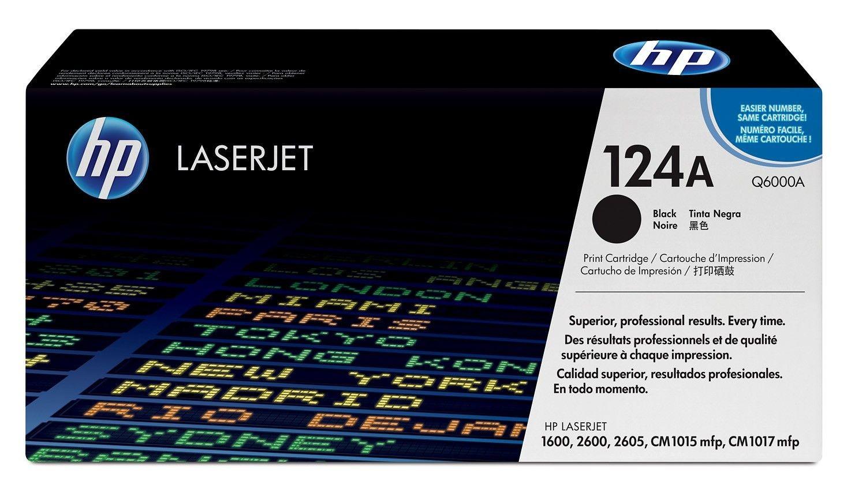 HP Toner Czarny 2.5k Q6000A