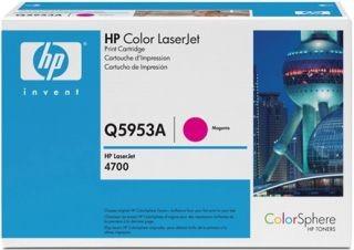 HP 643A Colour LaserJet original toner cartridge magenta standard capacity 10.000 pages 1-pack