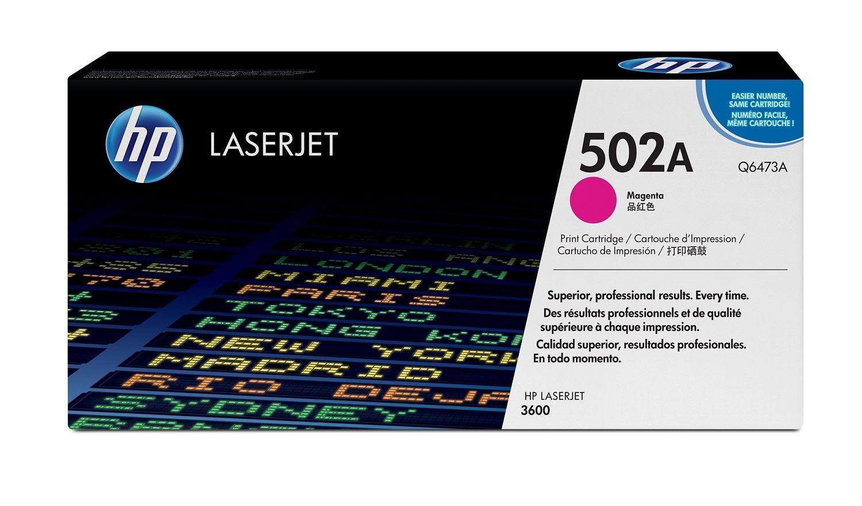 HP Q6473A Toner magenta 4000str CLJ3600