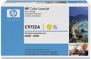 HP C9722A Toner yellow 8000str ColorLaserJet4600