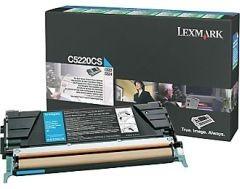 Lexmark C5220CS Toner cyan zwrotny 3000 str. C522n / C524 / C530dn / C532 / C534