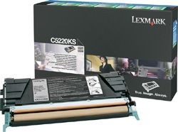 Lexmark C522n, C524 toner cartridge black standard capacity 4.000 pages 1-pack
