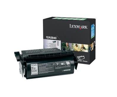 Lexmark T61X toner cartridge black standard capacity 10.000 pages 1-pack return program