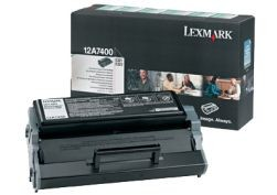 Lexmark Prebate Toner black 30000pages redelivery cartridge only for T62xxseries
