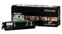 Lexmark 34016HE Toner black zwrotny 6000 str. E33X/E34X