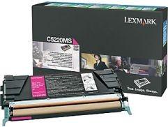 Lexmark C5220MS Toner magenta zwrotny 3000 str. C522n / C524 / C530dn / C532 / C53
