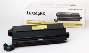 Lexmark Toner/yellow 14000sh f C910