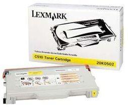 Lexmark Toner/yellow 3000sh f C510