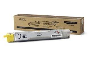 Xerox Toner/ Ph6300 Yellow 4k
