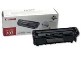 Canon 7616A005 Toner CRG703 black LBP-2900/LBP-3000