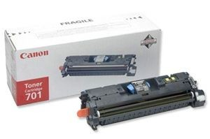 Canon Toner 701 yellow 4000pages LBP5200 MF8180
