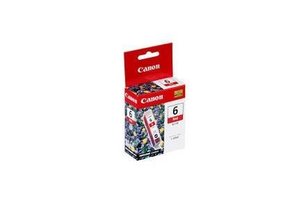 Canon 8891A002 Tusz BCI6R red i990/9950