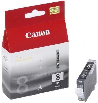 Canon Tusz CZARNY CLI8BK